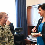 A farewell ceremony is held in honor of Under Secretary of Defense for Personnel and Readiness Peter Levine at the Pentagon in Arlington, Va., Jan. 12, 2017. (U.S. Army photo by Spc. Tammy N ...