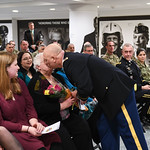 A promotion ceremony was held in honor of Col. John McCabe at the Pentagon in Arlington, Va., Jan. 27, 2017. (U.S. Army photo by Spc. Tammy Nooner/Released)